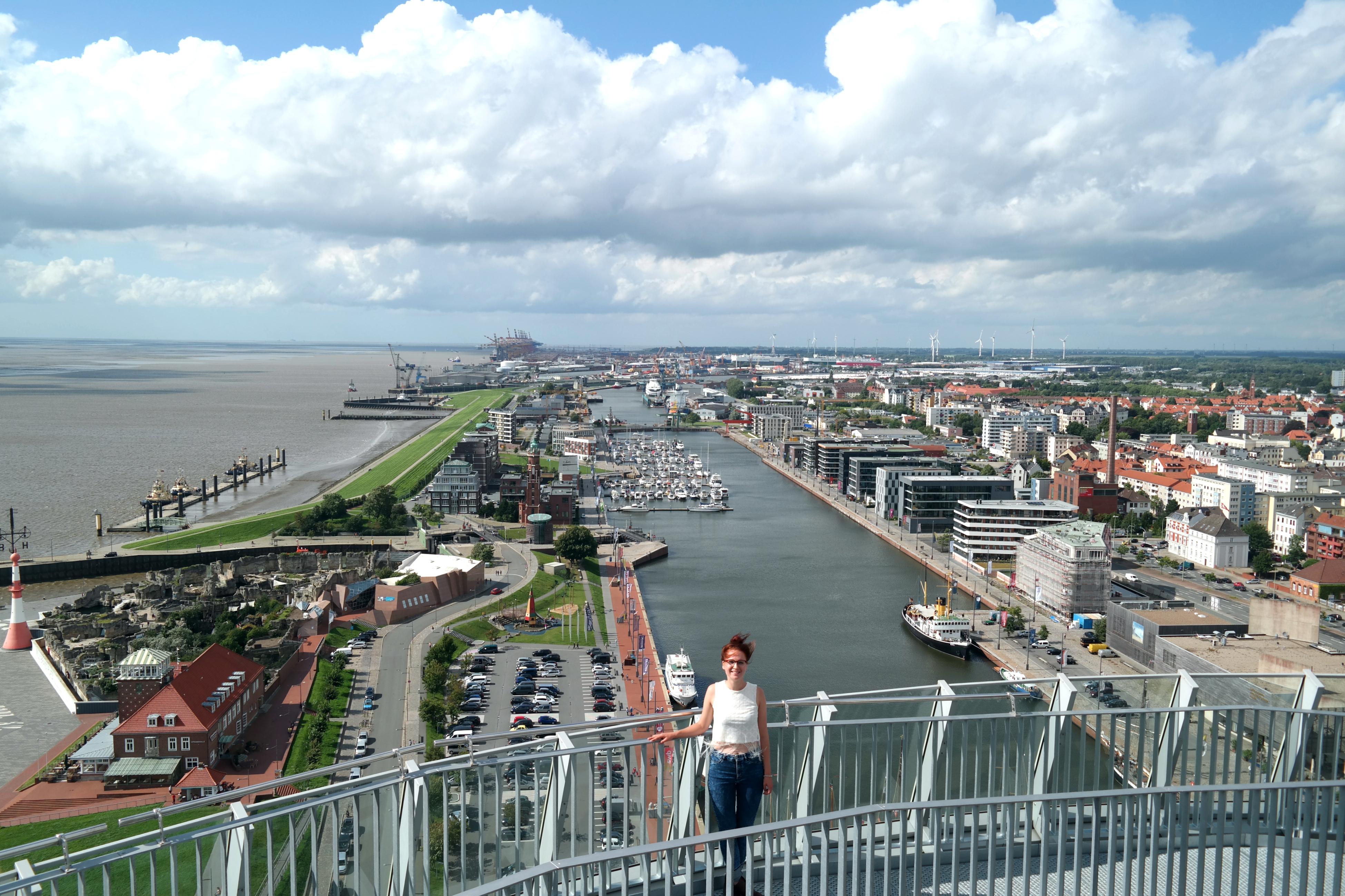 Bremerhaven Aussicht
