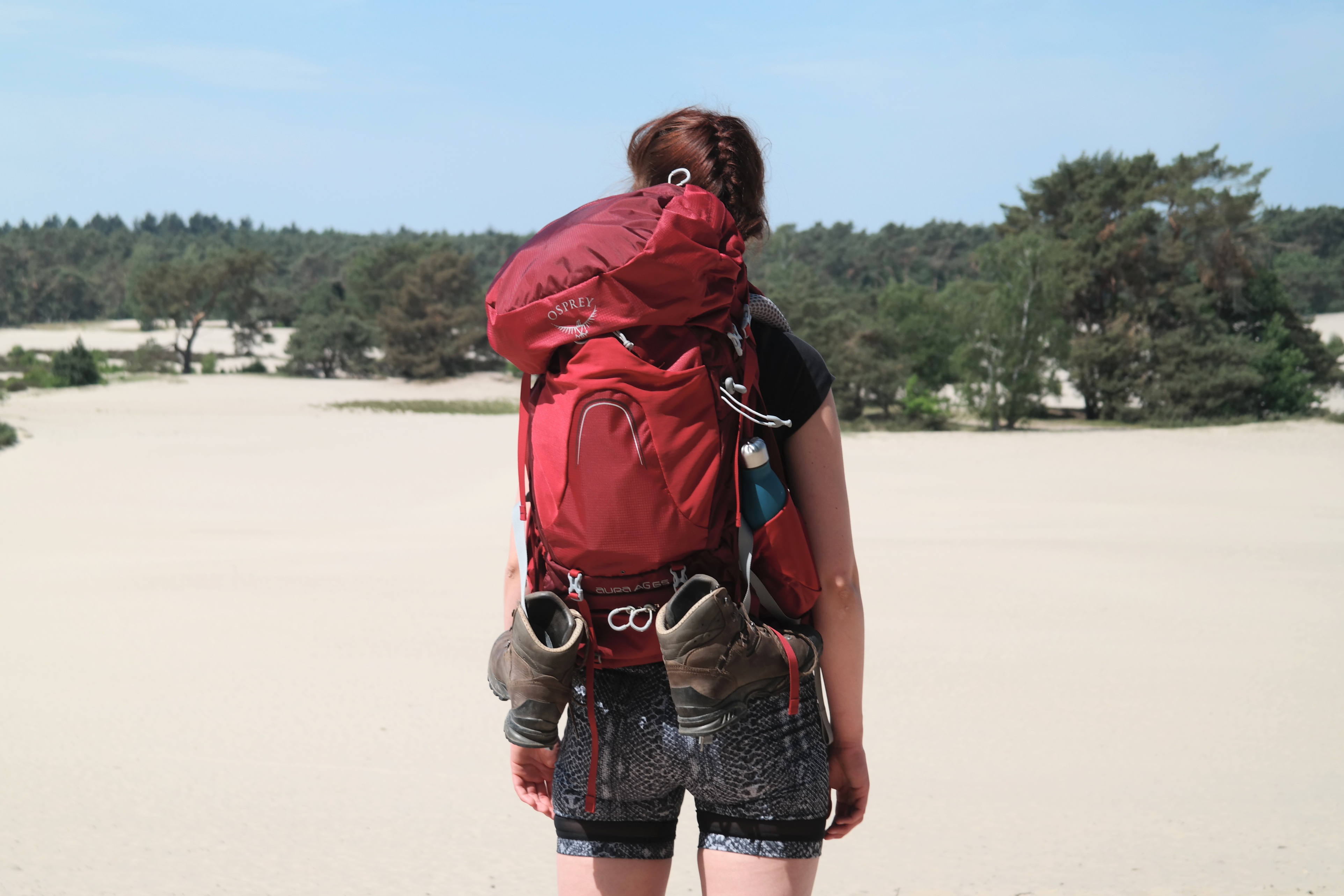 Eerste backpack kopen Osprey