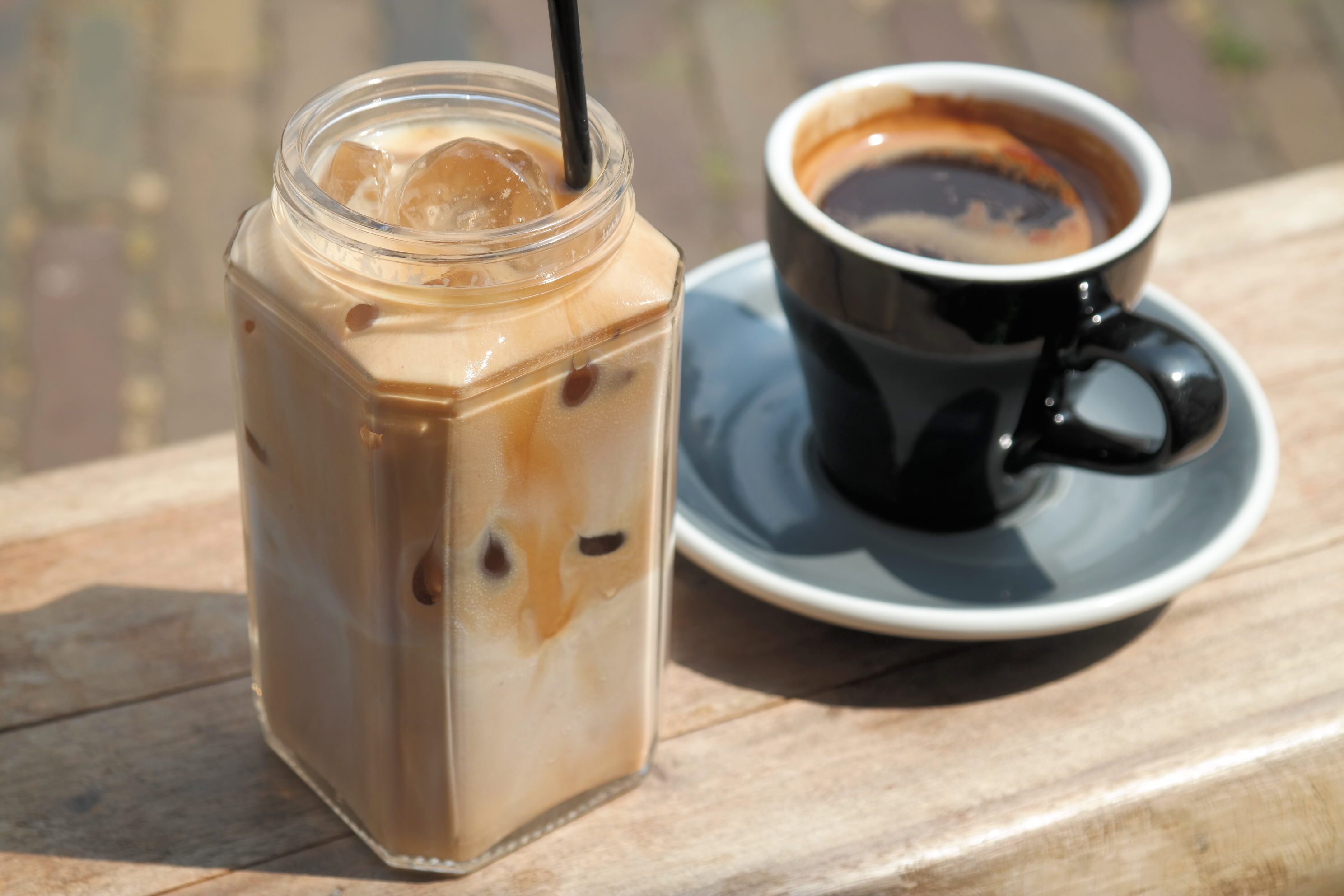 Koffie in Haarlem