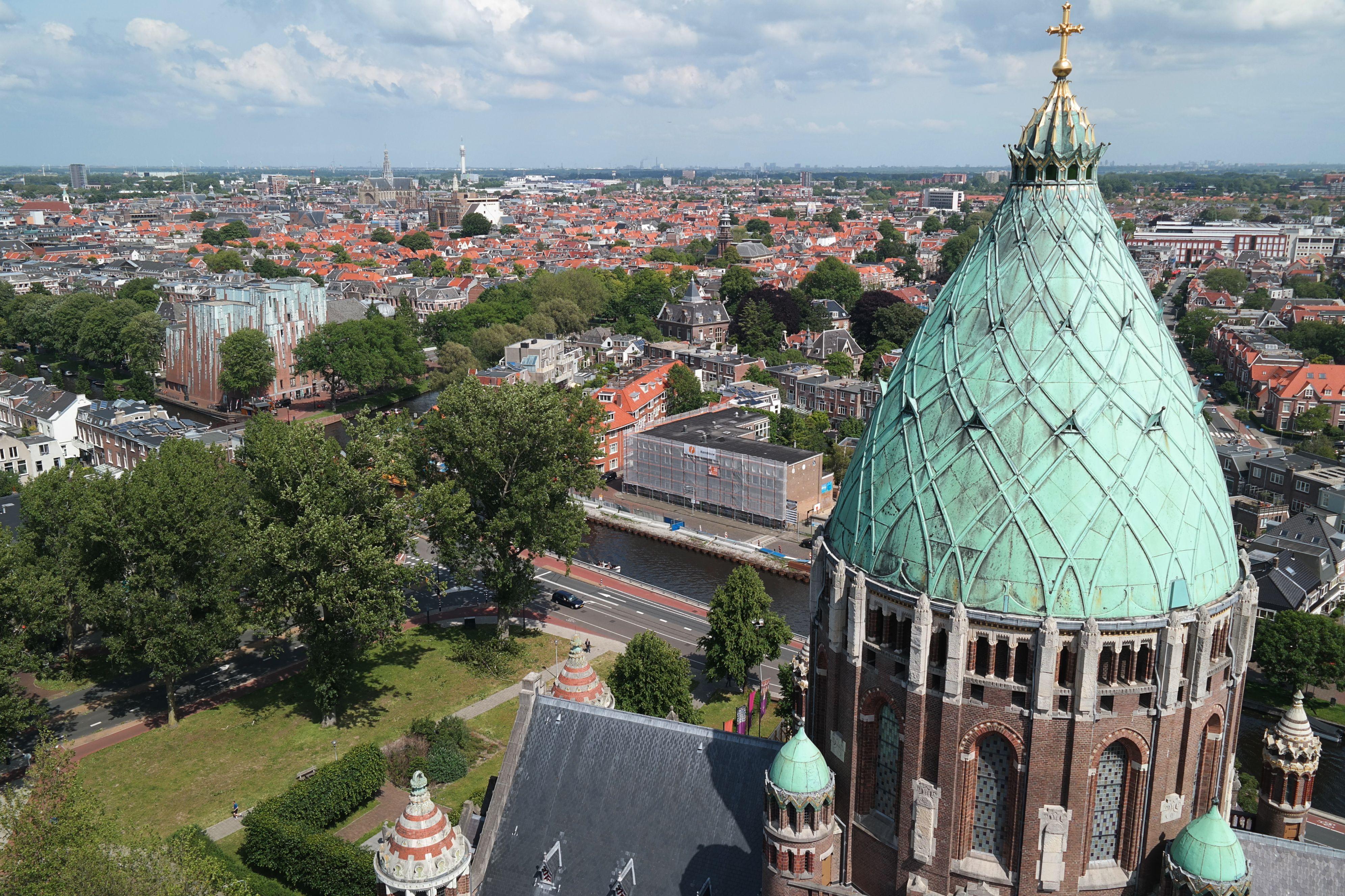 Klim naar het licht Haarlem